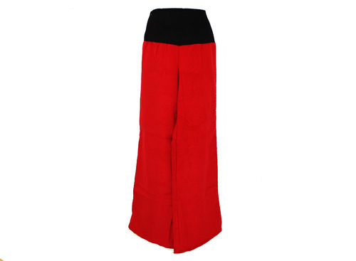 marlene trousers corduroy red