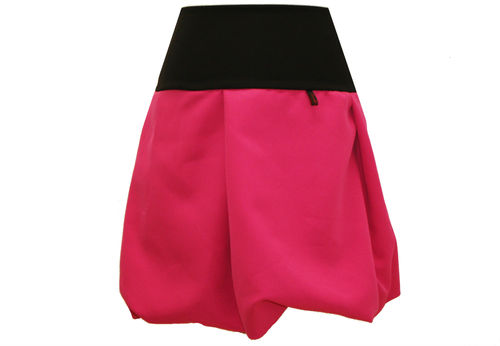 bubble skirt pink