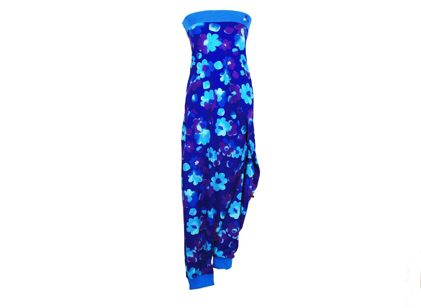 Overall Jumpsuit Blau