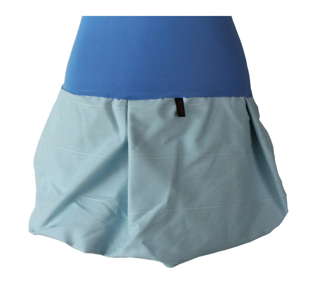 Ballonrock Mini Blau