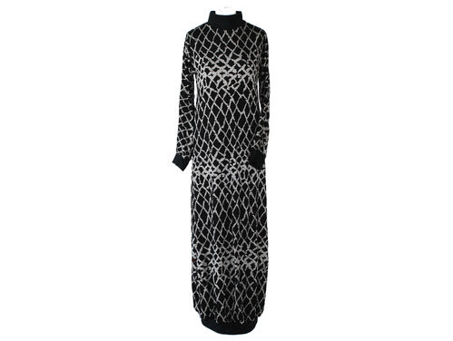 cold weather dress longsleeve dress maxidress knit