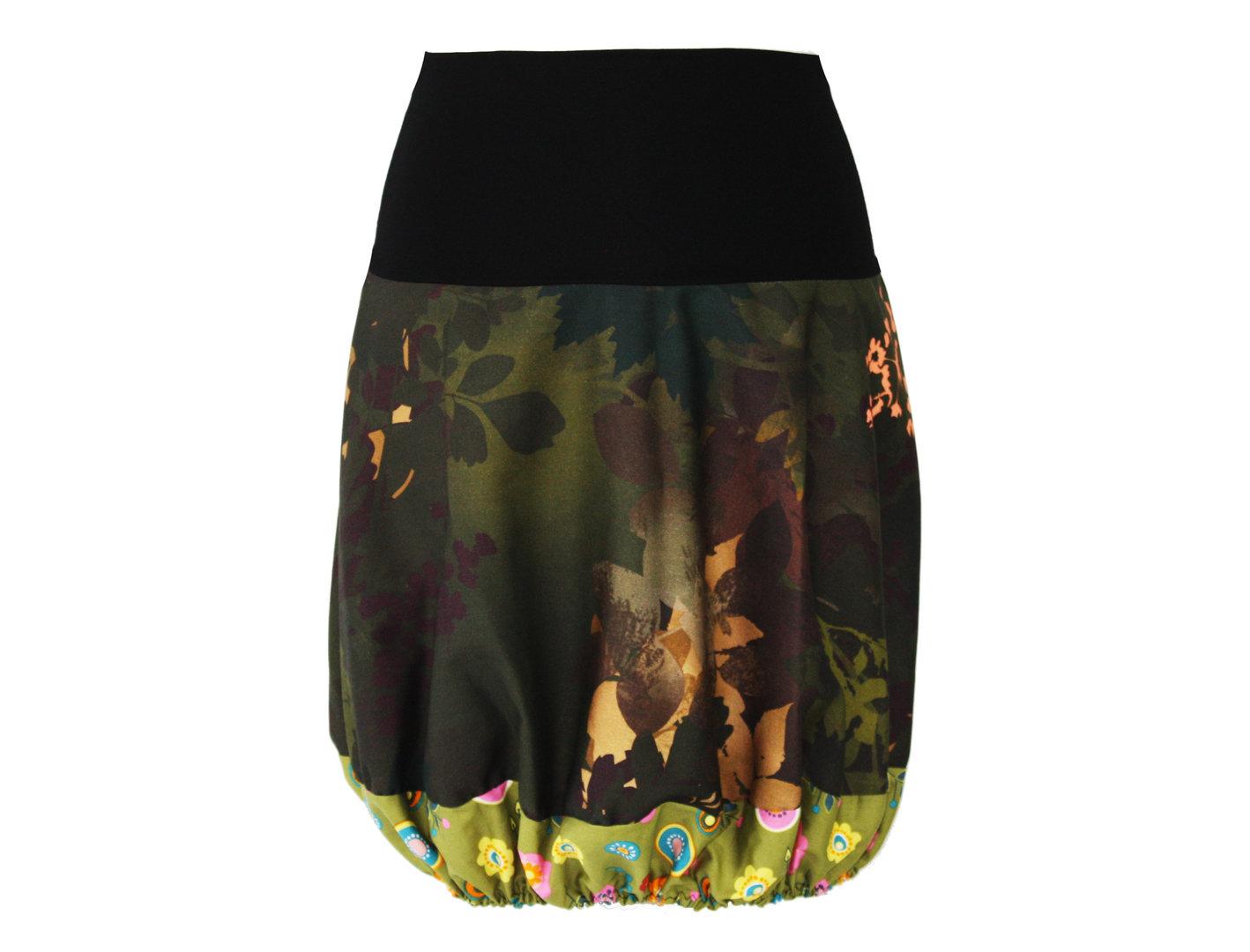 bubble skirt jeansskirt