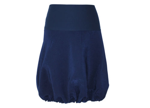 Ballonrock Cord Blau