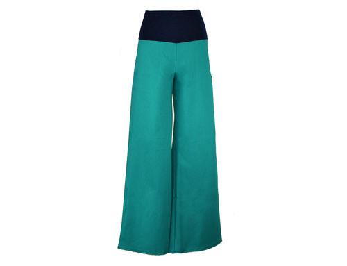 marlene trousers jeans aqua