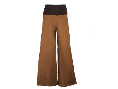 marlene trousers jeans brown