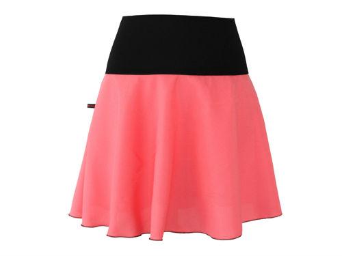 skirt mini coral