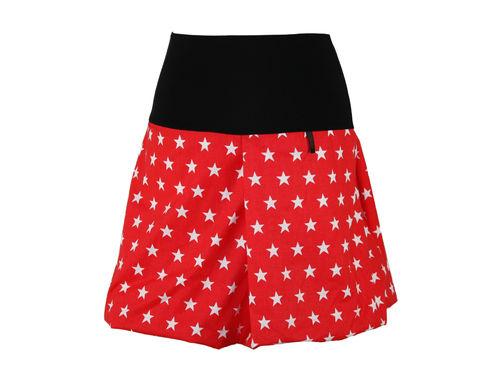Ballonrock Mini Rot Sterne