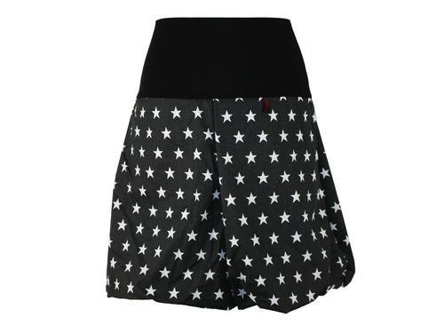 Ballonrock Sterne Schwarz