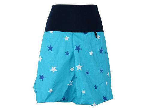 Ballonrock Sterne Blau