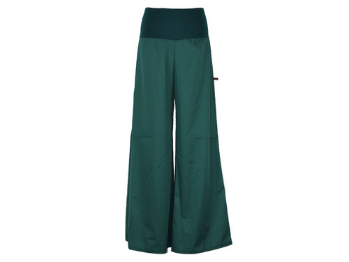 marlene trousers Jeans Dark Green Jeans palazzo